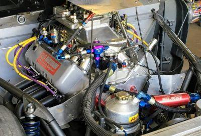 406ci sb2 motor complete.
