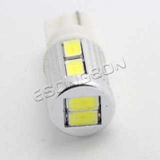 Buy One Pair Xenon White Samsung 5730 SMD T10 Wedge Led BACKUP Reverse Light lamp motorcycle in Cupertino, CA, US, for US $13.39