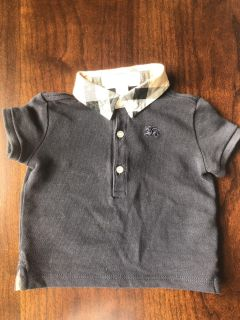 Burberry Polo - 6 months