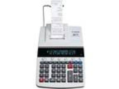 Canon Office Products MP49DII Desktop Printing Calculator