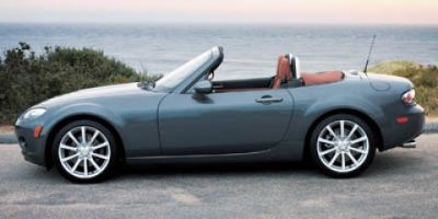 2006 Mazda MX-5 Miata Club Spec (Copper Red Mica)
