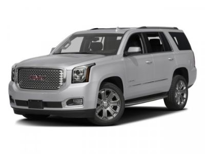 2016 GMC Yukon Denali (Light Steel Gray Metallic)