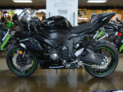 2019 Kawasaki NINJA ZX-6R Supersport Clearwater, FL