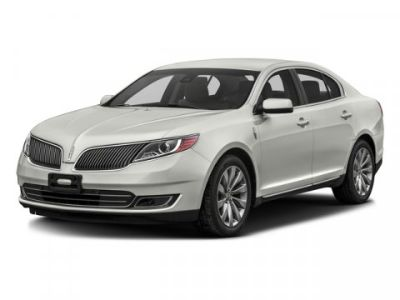 2016 Lincoln MKS Base (Shadow Black)