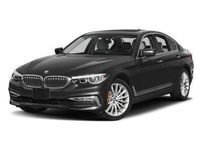 2018 BMW 5-Series 530i (Glacier Silver)