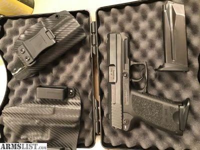 For Sale: Heckler and Koch USP .45C