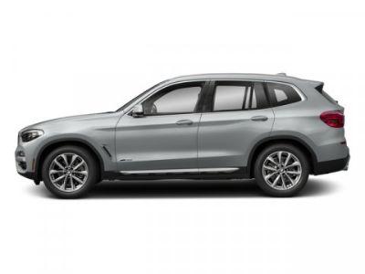 2018 BMW X3 xDrive30i (Glacier Silver Metallic)