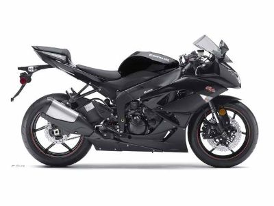 2011 Kawasaki Ninja ZX -6R SuperSport Motorcycles Brooklyn, NY