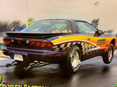 2002 Pontiac Firebird Stock Eliminator/Bracket Racecar/N,M,O