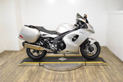 2011 Triumph Sprint GT ABS Sport Touring Motorcycles Wauconda, IL