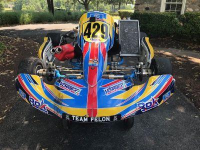 FA Alonzo Shifter Kart 2018