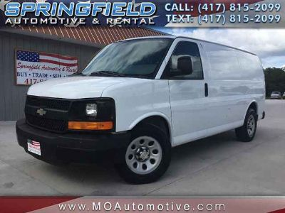 Used 2014 Chevrolet Express 1500 Cargo for sale