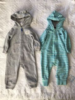 Thick winter outfit 9 months