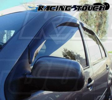 Sell BMW E34 5 Series 525i 530i 88 89 90 91 92 93 94 95 96 4D Window Visors Sun Guard motorcycle in La Puente, California, US, for US $29.50