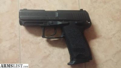 For Sale/Trade: HK USP 45 Compact