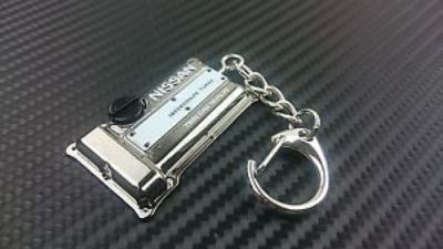 Find P2M METAL KEYCHAIN FOR NISSAN S13/180SX SR20DET BLACK CHROME P2-KYCSR20-BC motorcycle in Walnut, California, United States, for US $12.15