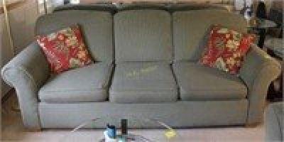 Online auction of full household items