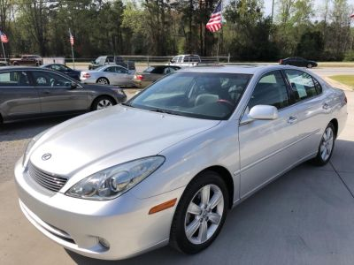 2006 Lexus ES 330 Base (Silver Or Aluminum)