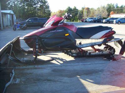 2006 Yamaha Apex ER Trail Sport Snowmobiles Wisconsin Rapids, WI