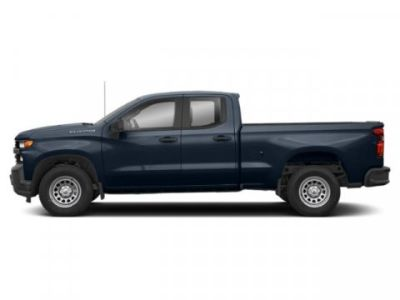 2019 Chevrolet Silverado 1500 Custom (Northsky Blue Metallic)