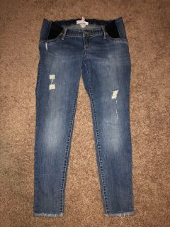 Isabel maternity jeans size 8