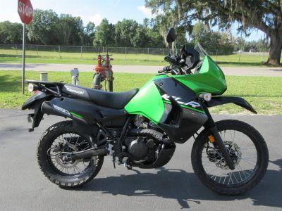 2015 Kawasaki KLR650 (Green)