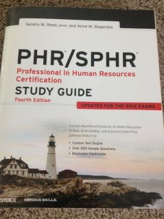 PHR/SPHR Study Guide