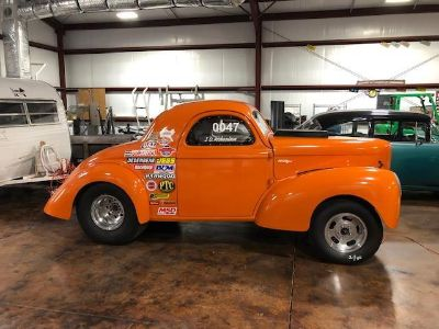 40 WILLYS DRAG CAR