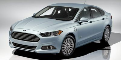 2014 Ford Fusion Energi Titanium (Not Given)