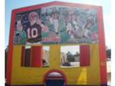 Atlanta GA Go Falcons Playtime Moonwalk Rental for Rent
