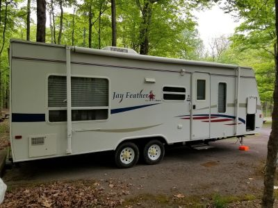 2007 Jayco JAY FEATHER EXP