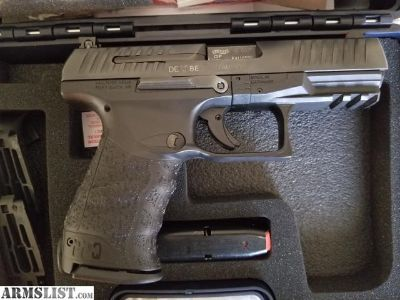 For Sale/Trade: Walter .40 PPQ M2