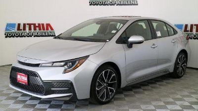2020 Toyota Corolla (CLASSIC SILVER METALLIC)