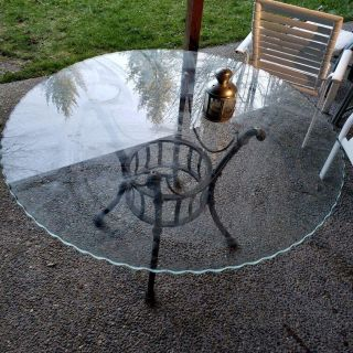 Free Glass Table and Chairs