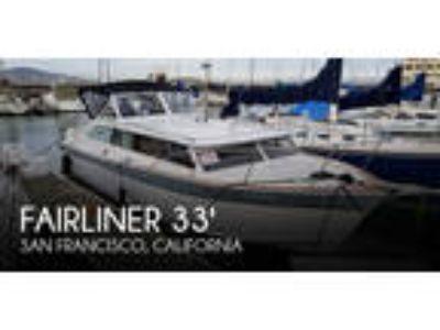 Fairliner - Golden Eagle 33