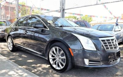 2015 Cadillac XTS 4dr Sdn Luxury AWD (Black Diamond Tricoat)