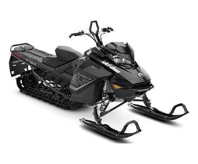 2018 Ski-Doo Summit SP 154 850 E-TEC, PowderMax Light 3.0 Mountain Snowmobiles Island Park, ID
