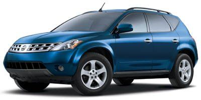 2005 Nissan Murano SL (Not Given)