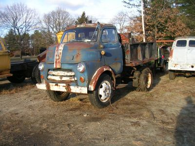 1956 Dodge COE for parts