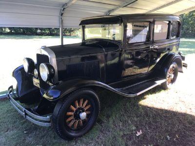 1931 Plymouth Model PA