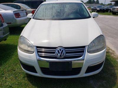 2007 Volkswagen Jetta 2.5 (White)