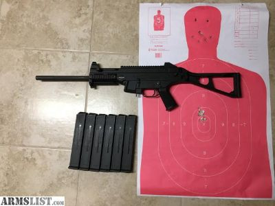 For Sale: Rare must go HK UMP .45 6 German Mags
