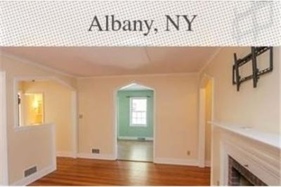 Albany Value. Washer/Dryer Hookups!
