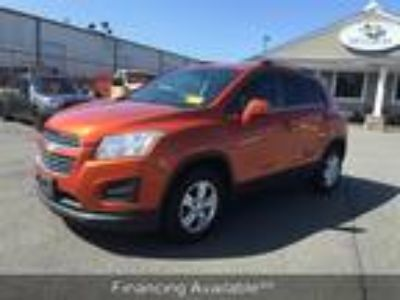 Used 2016 CHEVROLET TRAX For Sale