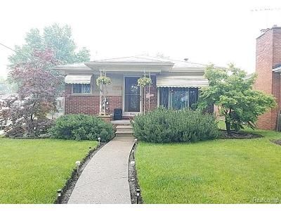 3 Bed 1.5 Bath Foreclosure Property in Dearborn Heights, MI 48125 - Lincoln Blvd