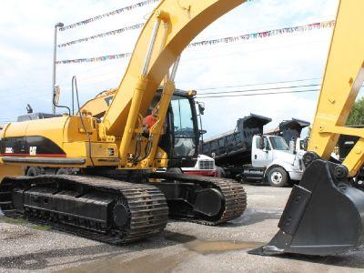 $6,990 Down / Cat 330CL Excavator / 8,568 Hours
