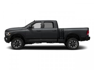 2018 RAM 2500 Power Wagon (Granite Crystal Metallic Clearcoat)