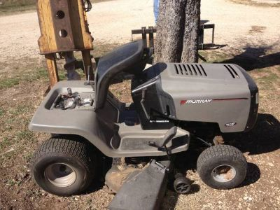 Murray 42 riding mower