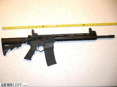 For Sale: AR-15; complete, basic, custom built