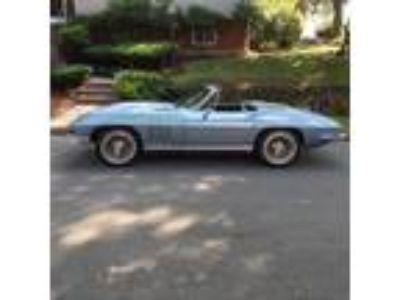 1966 Chevrolet Corvette Convertible 327-300 HP